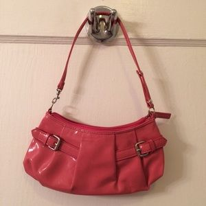 Pink Purse with Pocket
